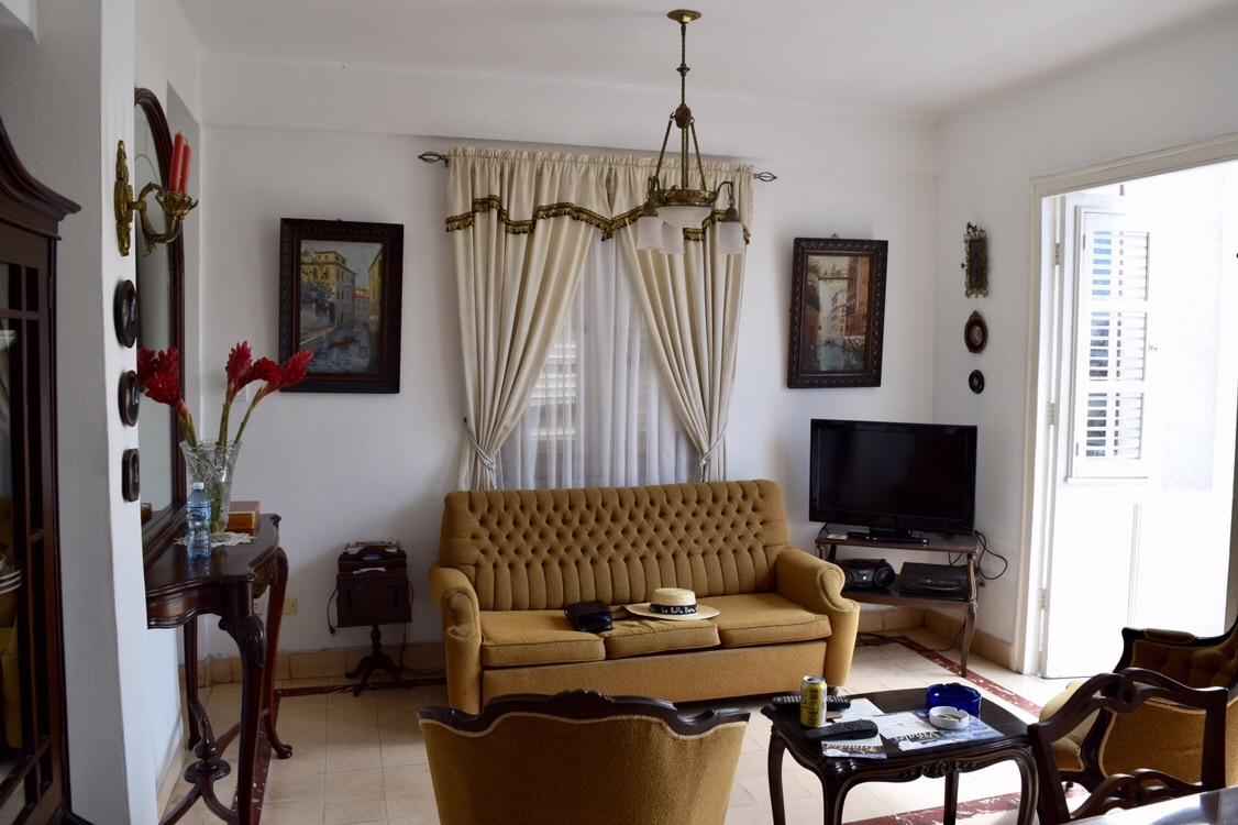 Beautiful antique furniture in our CasaBeautiful antique furniture in our Casa