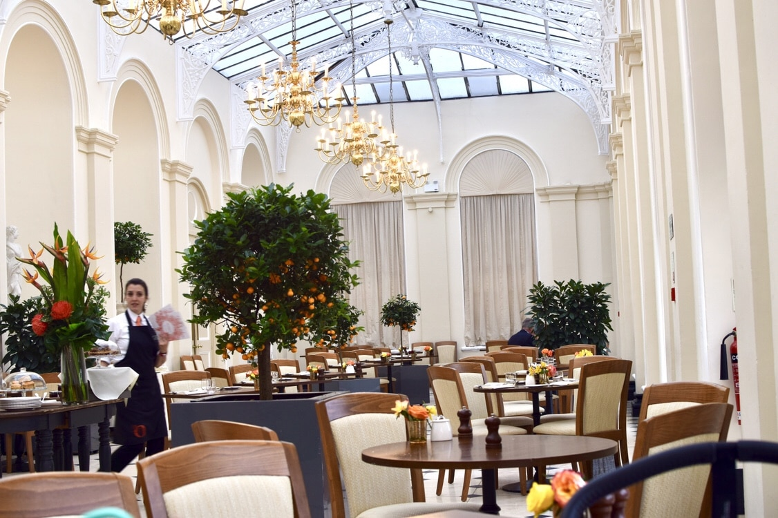 Bleinheim Palace Orangery